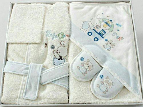 خرید عمده اینترنتی حوله نوزاد با قیمت مناسب