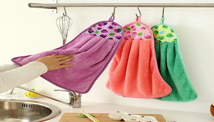 سفارش و خرید انواع حوله آشپزخانه در طرح های متفاوت