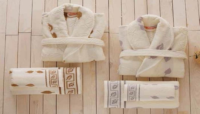 قیمت سرویس حوله عروس و داماد در انواع طرح