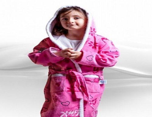 خرید عمده حوله پالتویی بچگانه در طرح های مختلف